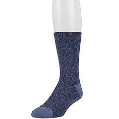 Men's Heat Holders Twist LITE Thermal Crew Socks