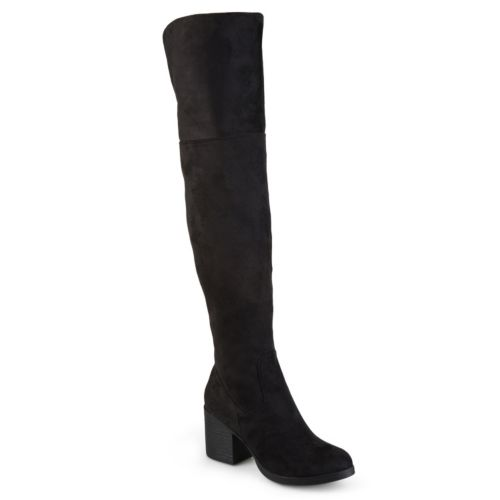 Journee Collection Sana ... Women's Over-The-Knee Boots