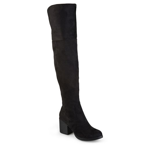 Journee Collection Sana ... Women's Over-The-Knee Boots sale online cheap buy cheap eastbay quality original high quality for sale footlocker pictures online efjqnk45Mt