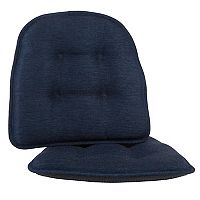 The Gripper Omega Tufted Chair Pad 2-pk.