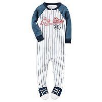 Baby Boy Carter's All-Star Baseball Footed Pajamas