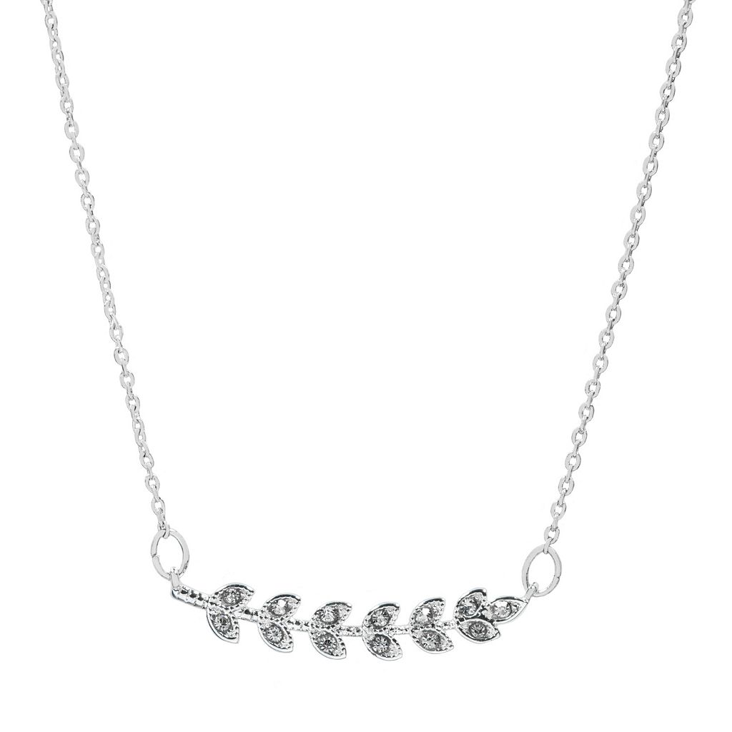 LC Lauren Conrad Branch Necklace