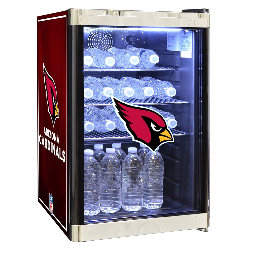 Arizona Cardinals 2.5 cu. ft. Refrigerated Beverage Center
