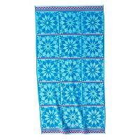 Celebrate Summer Together Tile Beach Towel