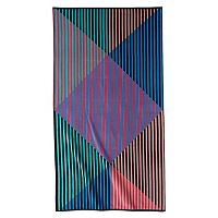 Celebrate Summer Together Illusion Beach Towel