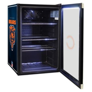 Chicago Bears 2.5 cu. ft. Refrigerated Beverage Center
