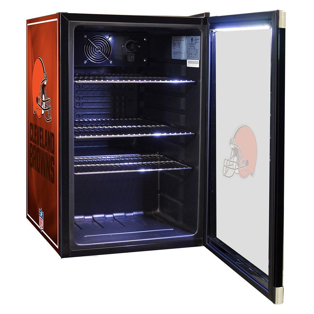 Cleveland Browns 2.5 cu. ft. Refrigerated Beverage Center