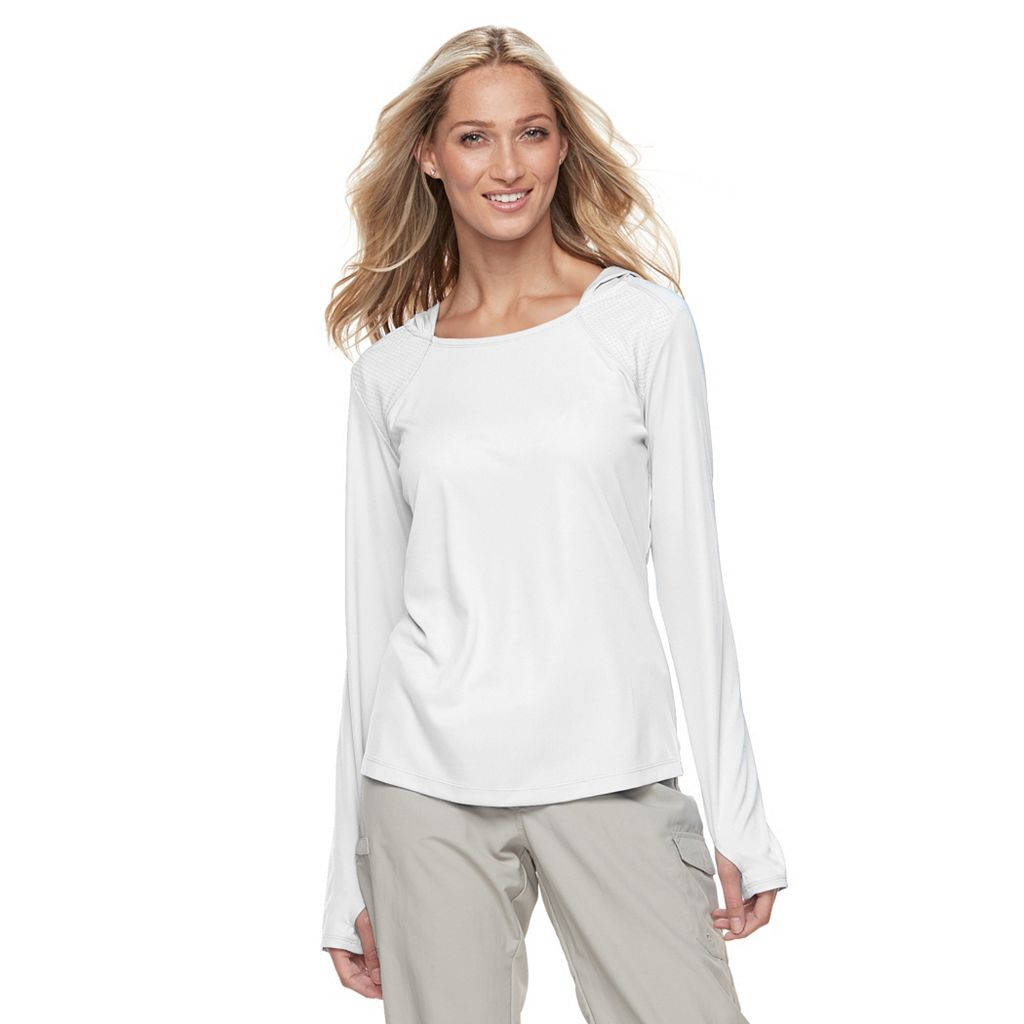 Women's Columbia Cool Coil Hooded Pullover