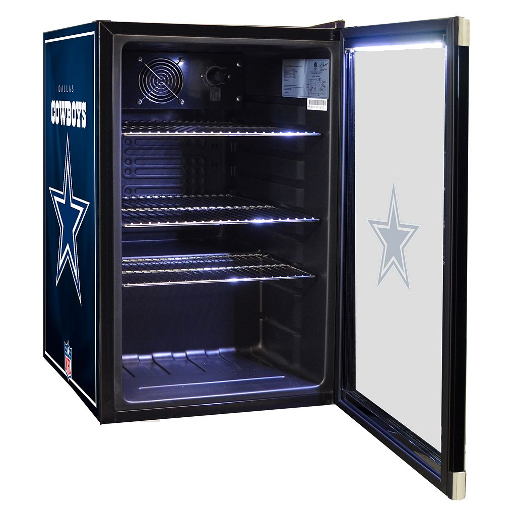 Dallas Cowboys 2.5 cu. ft. Refrigerated Beverage Center