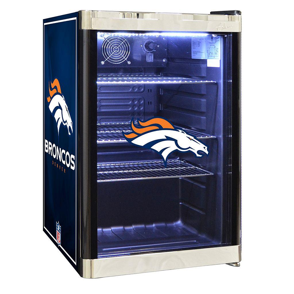 Denver Broncos 2.5 cu. ft. Refrigerated Beverage Center