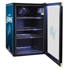 Detroit Lions 2.5 cu. ft. Refrigerated Beverage Center