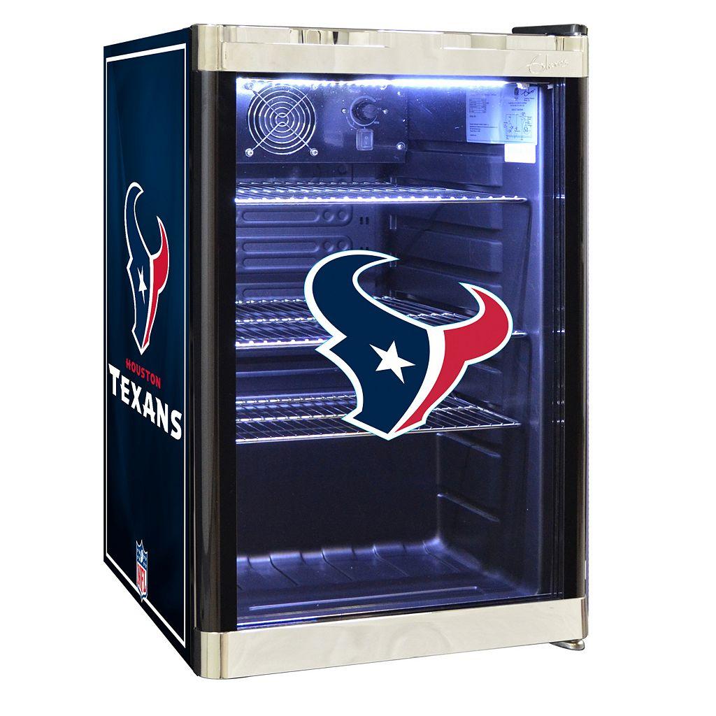 Houston Texans 2.5 cu. ft. Refrigerated Beverage Center