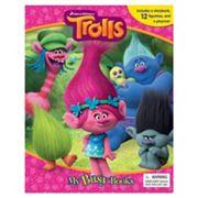 DreamWorks Trolls Busy Book