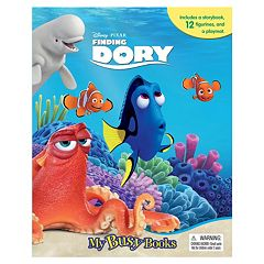 Disney / Pixar's Finding Dory My Busy Book