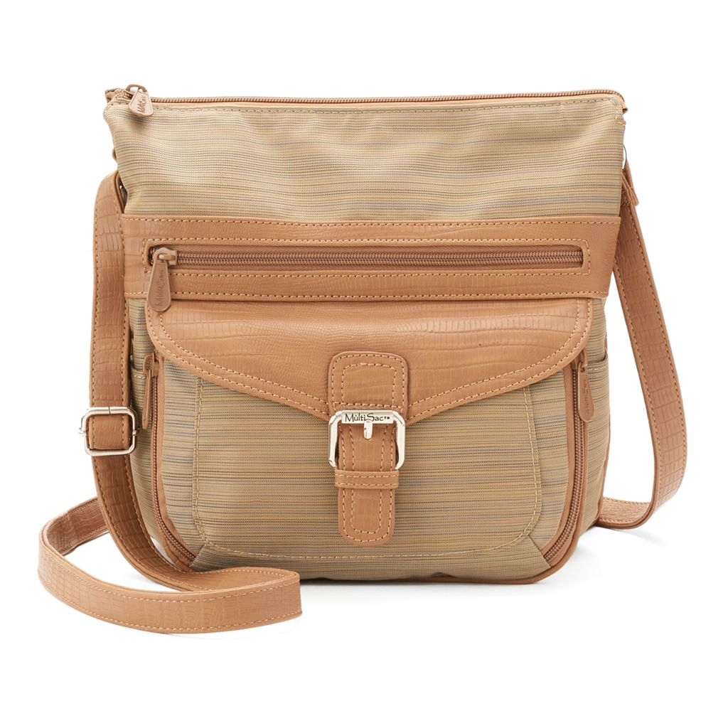 MultiSac Yukon Contour Crossbody Bag