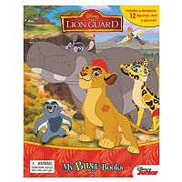Disney's The Lion Guard My Busy Book