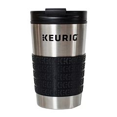 Keurig® 12-oz. Stainless Steel Travel Mug
