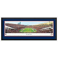 Chicago Bears Football Stadium Framed Wall Art