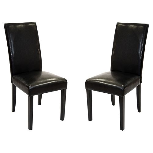 Armen Living Dining Chair 2-piece Set