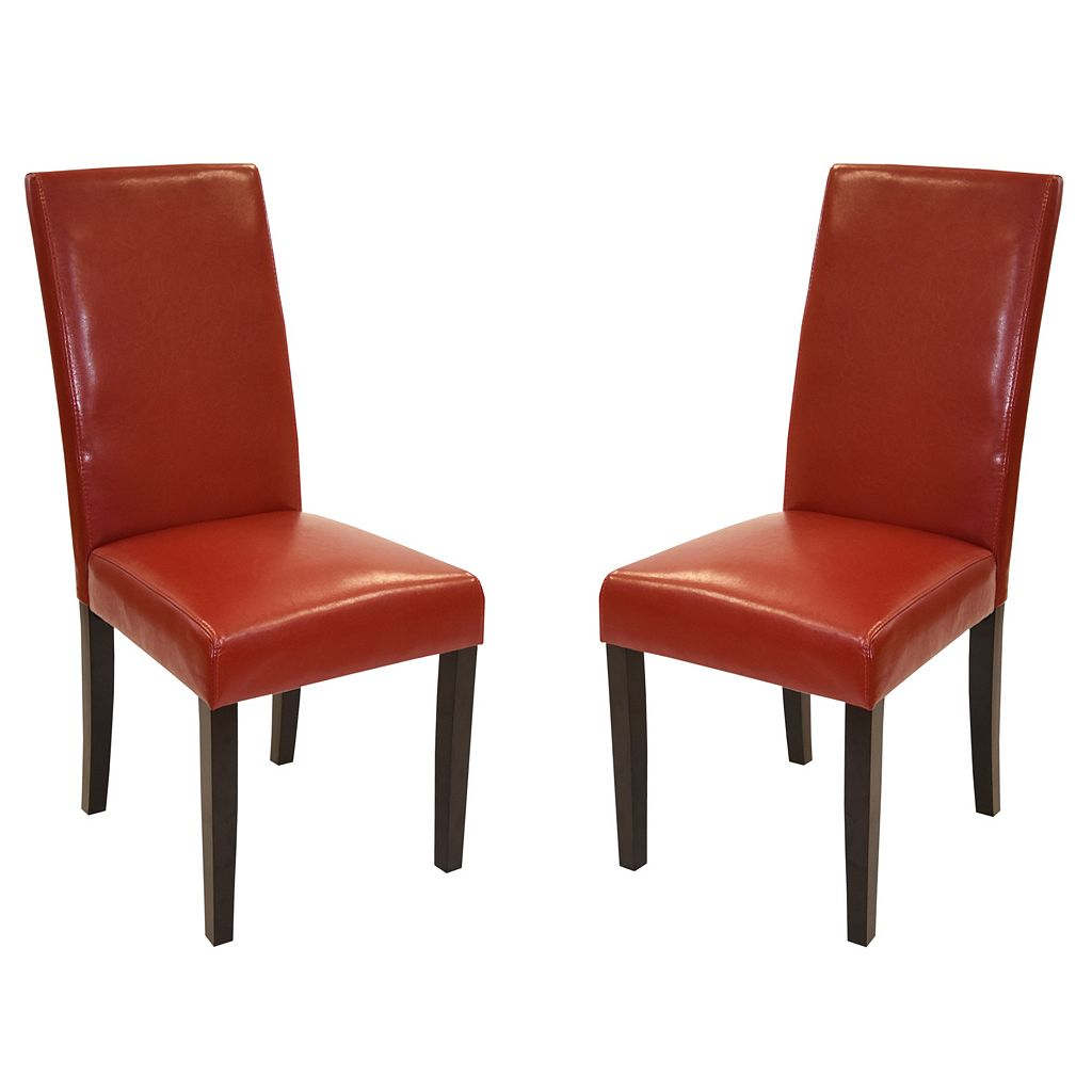 Armen Living Dining Chair 2-piece Set