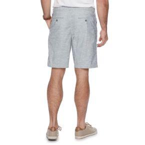 Men's Marc Anthony Slim-Fit Textured Shorts