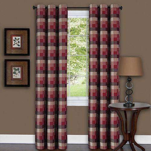 Achim Harvard Grommet Window Curtain
