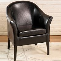 Armen Living Holly Club Chair