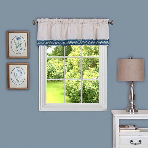 Achim Camden Window Valance