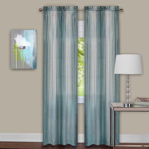 Achim 2-pack Sombre Window Curtains