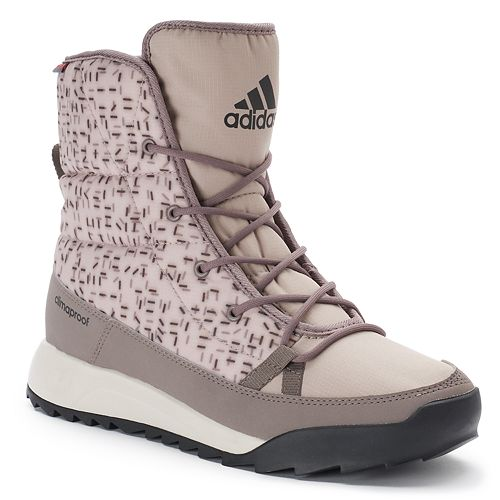 aabbf38df5488 adidas Outdoor CW Choleah Insulated CP Women's Waterproof Winter Boots