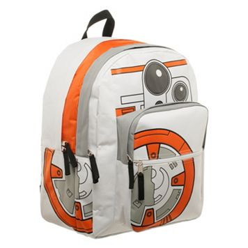 Star Wars: Episode VII The Force Awakens BB-8 Big Face Backpack