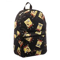 SpongeBob SquarePants Toss Print Backpack