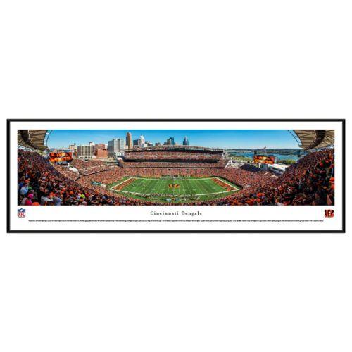 Cincinnati Bengals Football Stadium Framed Wall Art