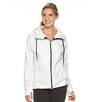 Petite Tek Gear® High-Low Fleece Hoodie
