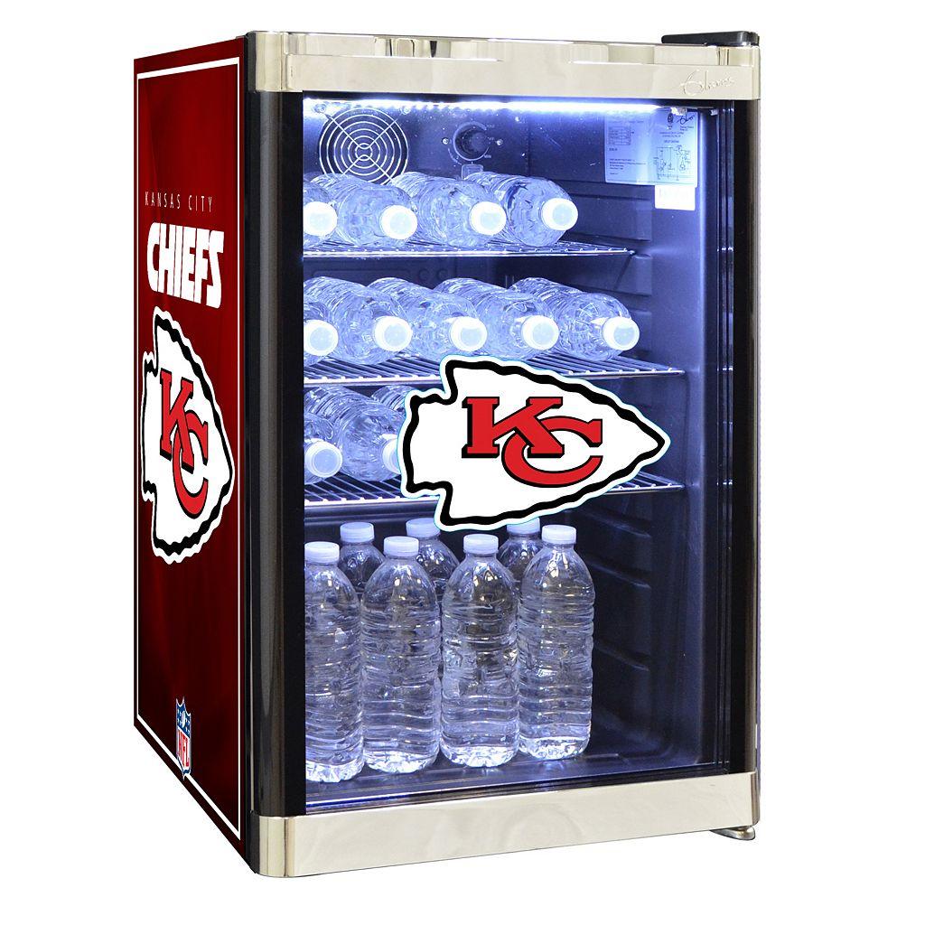 Kansas City Chiefs 2.5 cu. ft. Refrigerated Beverage Center