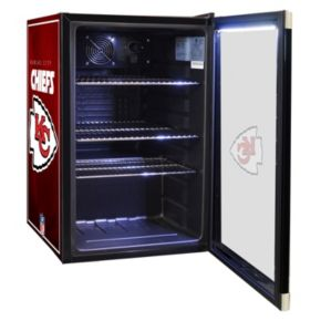 Kansas City Chiefs 2.5 cu. ft. Refrigerated Beverage Center
