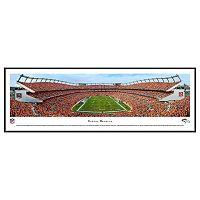 Denver Broncos Football Stadium Framed Wall Art