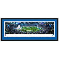 Detroit Lions Football Stadium Framed Wall Art