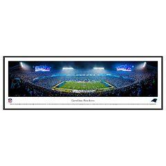 Carolina Panthers Football Stadium Framed Wall Art