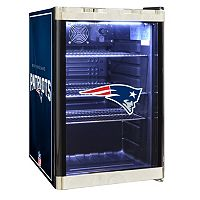 New England Patriots 2.5 cu. ft. Refrigerated Beverage Center