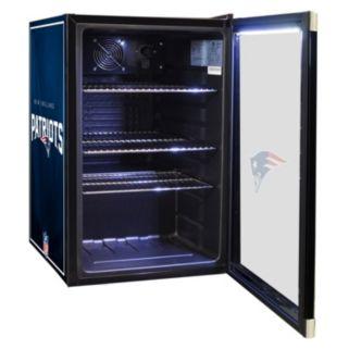 New EnglandPatriots 2.5 cu. ft. Refrigerated Beverage Center