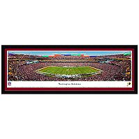 Washington Redskins Football Stadium Framed Wall Art