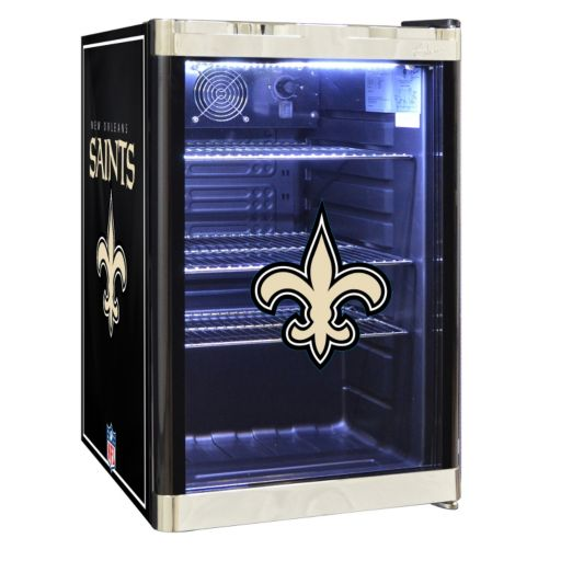 New Orleans Saints 2.5 cu. ft. Refrigerated Beverage Center