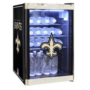 New Orleans Saints 2.5 cu. ft. Refrigerated Beverage Center