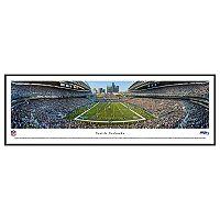 Seattle Seahawks Football Stadium Framed Wall Art