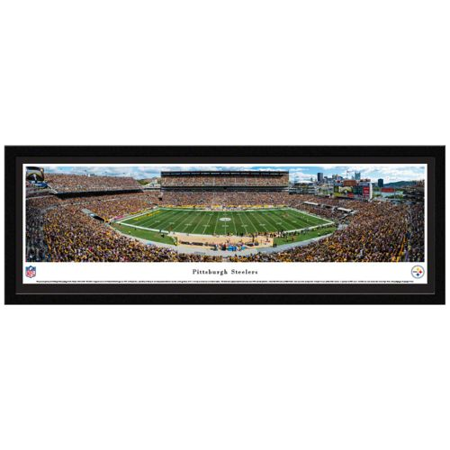 Pittsburgh Steelers Football Stadium Framed Wall Art