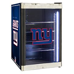 New York Giants 2.5 cu. ft. Refrigerated Beverage Center