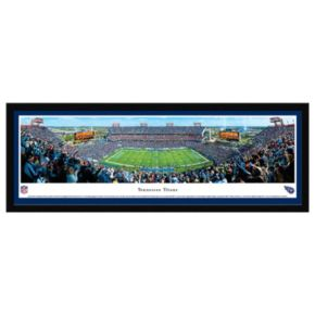 Tennessee Titans Football Stadium Framed Wall Art