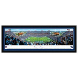 Tennessee Titans Football Stadium Framed Wall Art