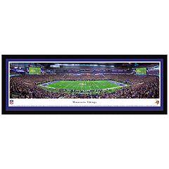 Minnesota Vikings Football Stadium Framed Wall Art